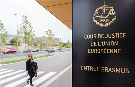 European data sharing pact with US ruled invalid (Update)
