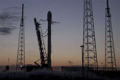 High wind scraps SpaceX observatory launch, rocket landing