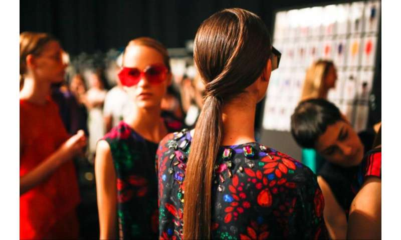 Research suggests average-sized models could sell more fashion