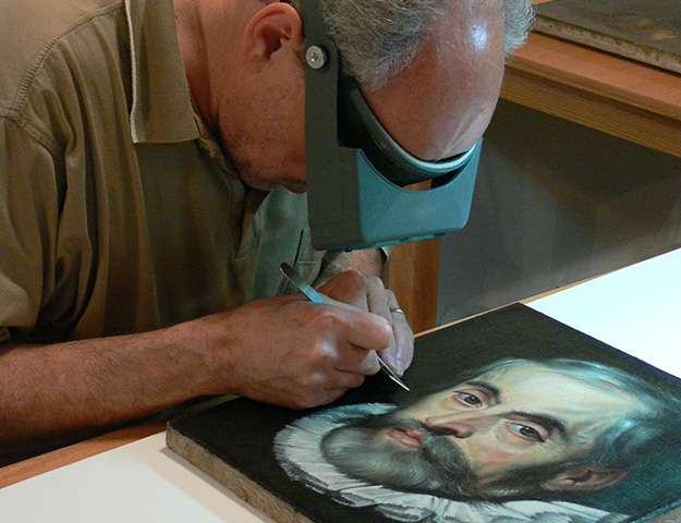 Scientists look inside the works of great artists
