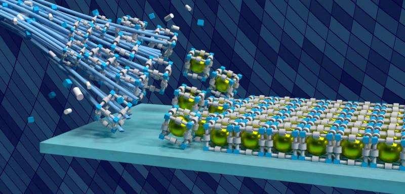 Shape-shifting gels get smarter