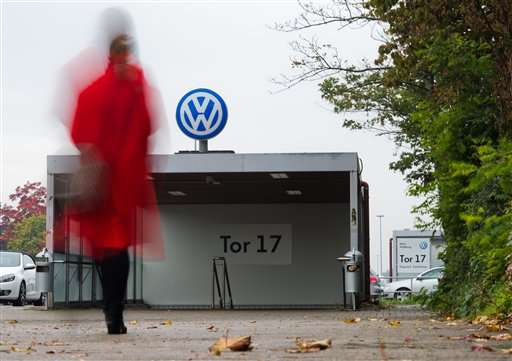 VW chief warns workers of 'pain' to come because of scandal