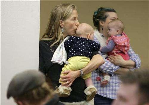 Washington state panel mulls bill to trim vaccine exemptions