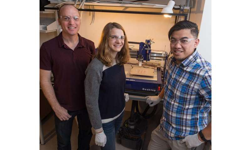 Researchers create transplantation model for 3-D printed constructs