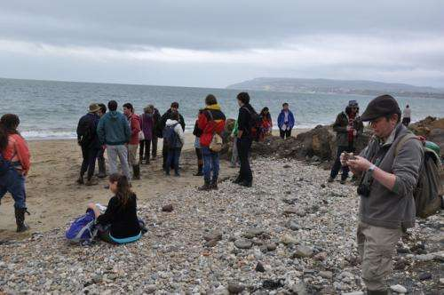 Fossil collecting should be for everyone – not just academics