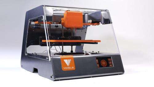 Beyond the trinkets: Voxel8 shows 3D electronics printer
