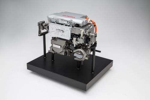 Honda FCV Concept fuel-cell vehicle makes debut in Detroit