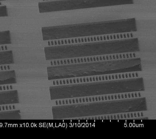 Nanoscale mirrored cavities amplify, connect quantum memories