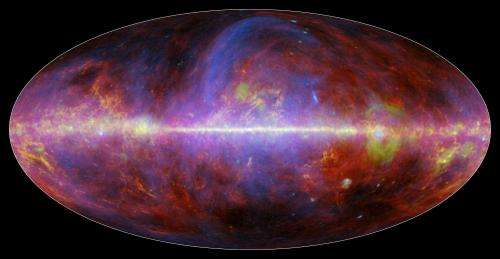 Planck mission explores the history of the universe