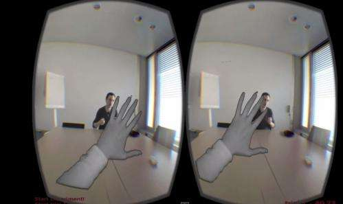Reality substitution on track to replace traditional virtual reality