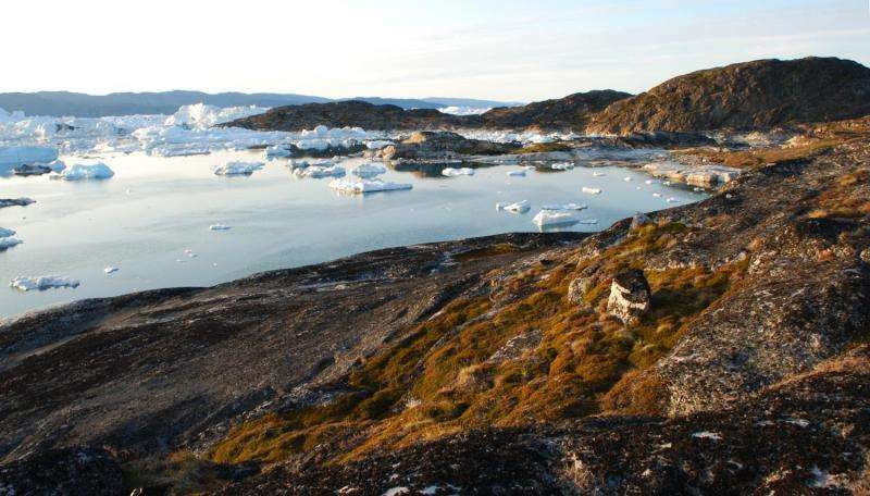 Study shows microbes may accelerate loss of permafrost in Greenland