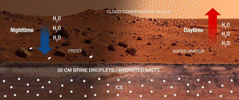 Mars might have liquid water: Curiosity rover finds brine conditions