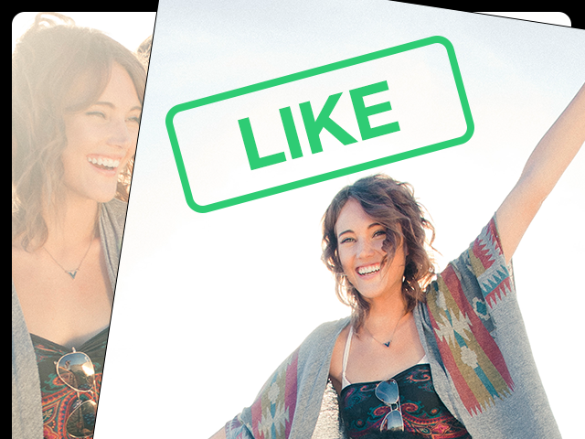 Why we swipe right on Tinder to 'like' someone, instead of left
