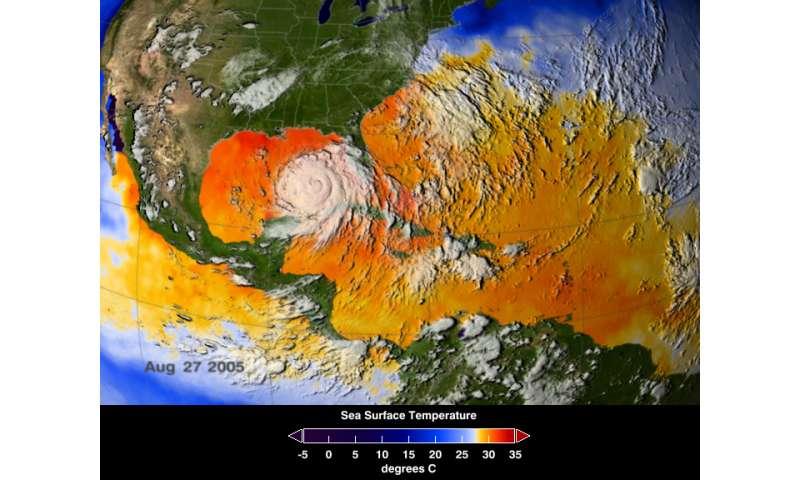 Researchers find link between Amazon fire risk, devastating hurricanes
