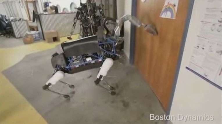 Boston Dynamics founder shares robot updates at Fab Lab meet