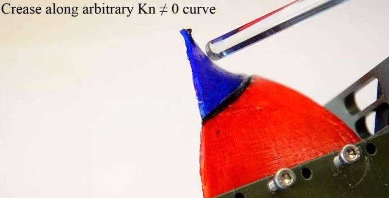 Inspired by venus flytrap, researchers develop folding 'snap' geometry
