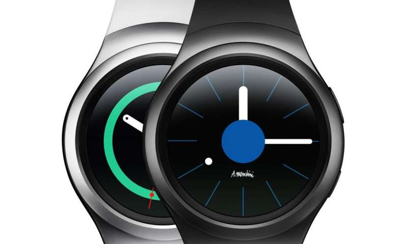 Samsung unveils circular smartwatch, but are apps available?
