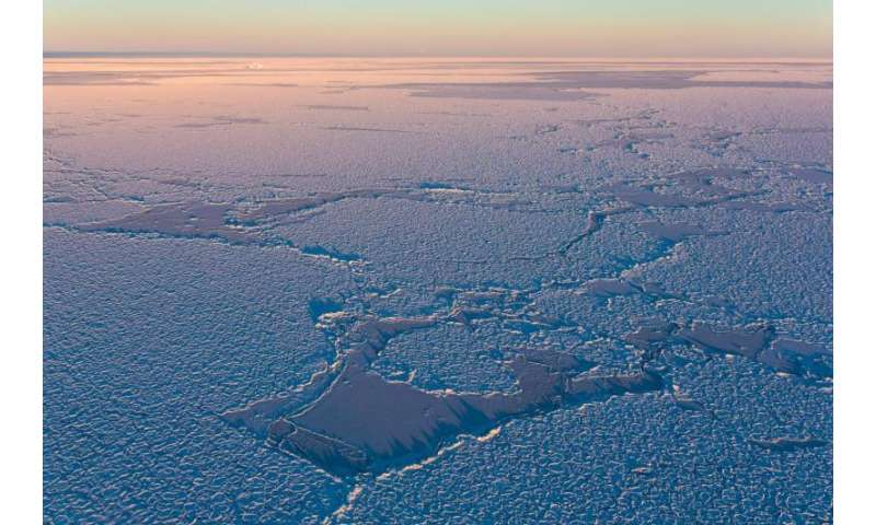 Southern Ocean: Reconstructing environmental conditions over the past 30,000 years