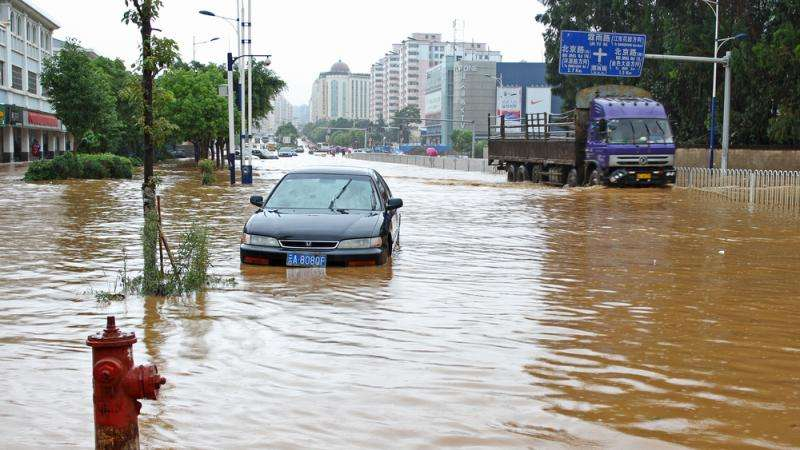 Researchers find mechanism that ties human-caused air pollution to catastrophic floods in southwest China