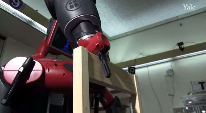Video: Can robots make good teammates?