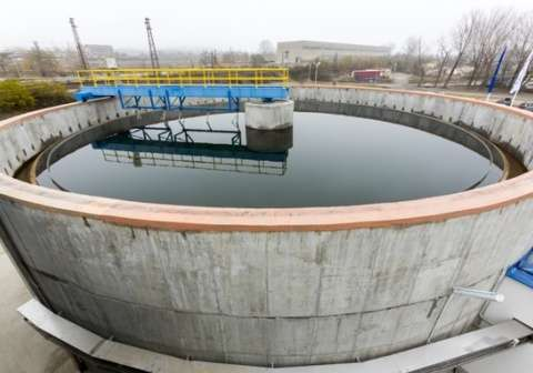 Waste water treatment plants fail to completely eliminate new chemical compounds