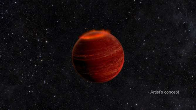 What's it like to see auroras on other planets?
