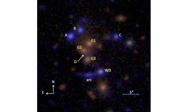 Timing a Sextuple Quasar