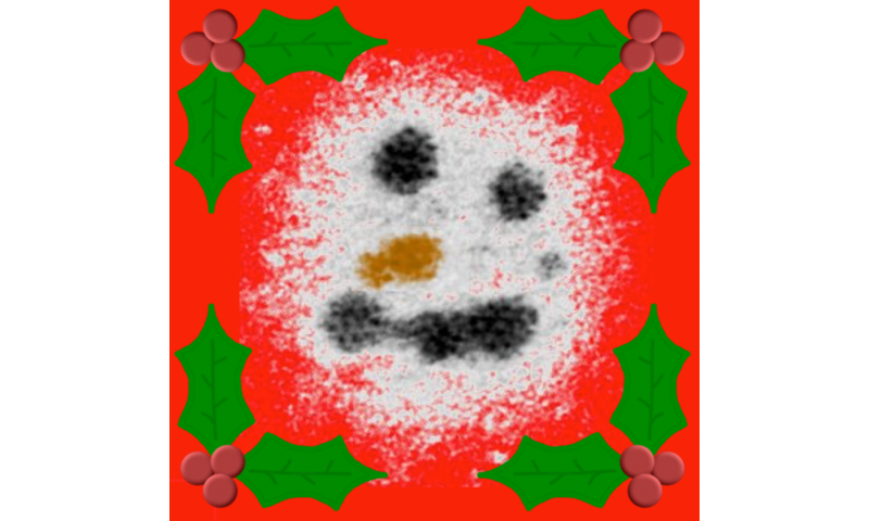 The Perfect Christmas Gift? Birmingham's Nano-Snowman