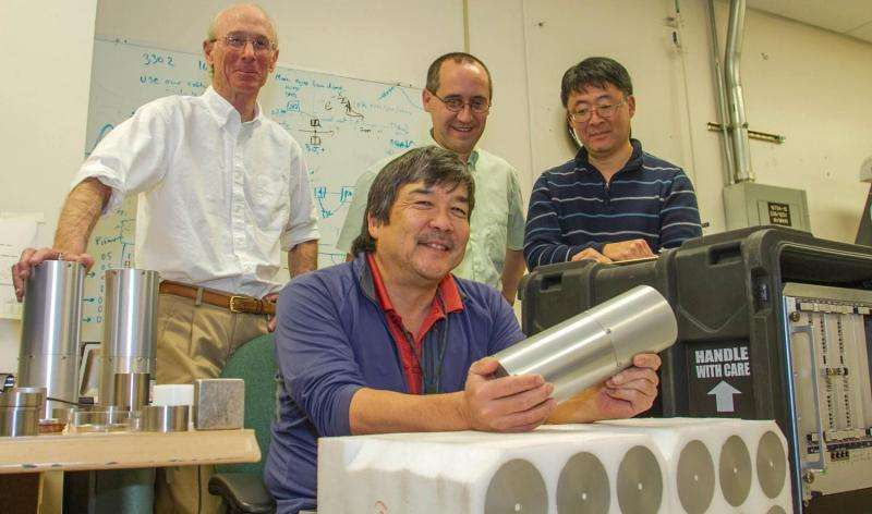 Researchers develop a new mathematical tool for analyzing and evaluating nuclear material