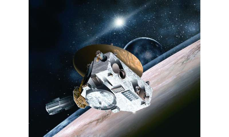 NASA missions have their eyes peeled on Pluto