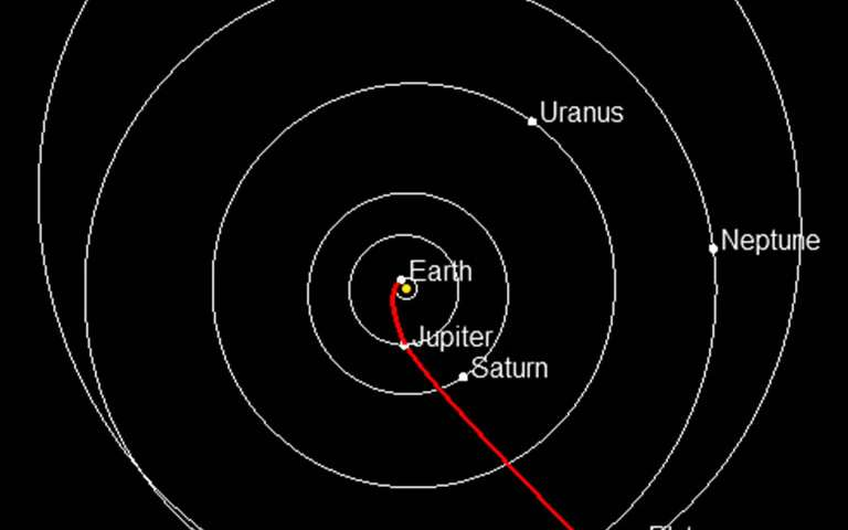 New Horizons Completes Record-Setting Kuiper Belt Targeting Maneuvers