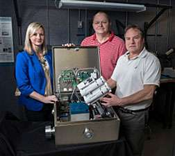 New technology for nuclear detection