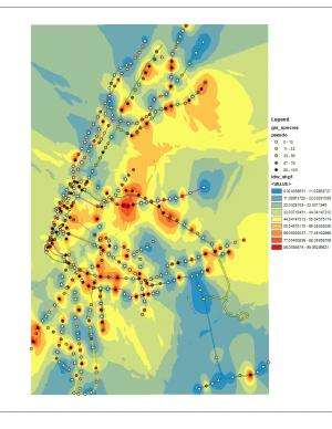 Mta Subway Map Permission Of Usage.Researchers Produce First Map Of New York City Subway System Microbes