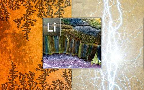 Scientists discover how to prevent dendrite formation in batteries