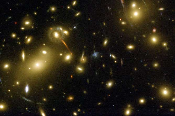 The search for 'dark matter' and 'dark energy' just got interesting
