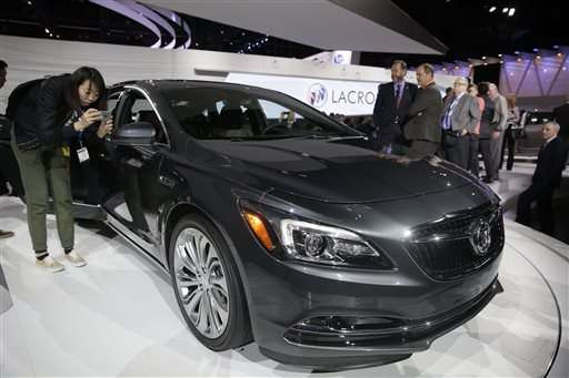 Hot cars at this year's Los Angeles Auto Show