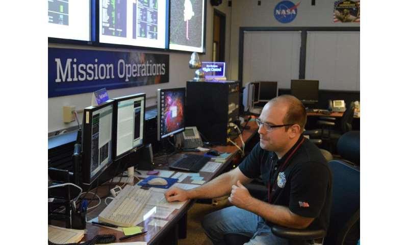 New Horizons Completes Record-Setting Kuiper Belt Targeting Maneuvers