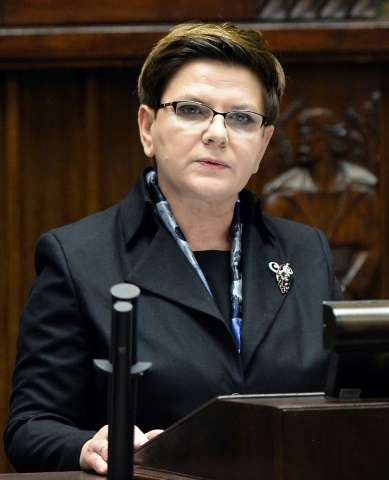 Prime MinisterBeataSzydlo, who is the daughter of a coal miner, has vowed to keep domestic coal as Poland's 'main energy sourc