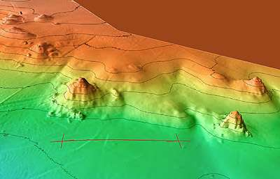 Researchers discover deepest high-temperature hydrothermal vents in Pacific Ocean