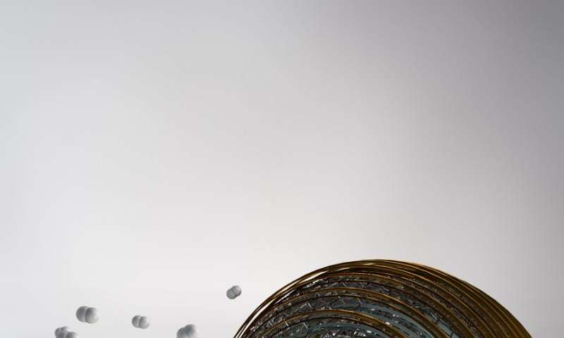 Nanoparticles -- small but unique