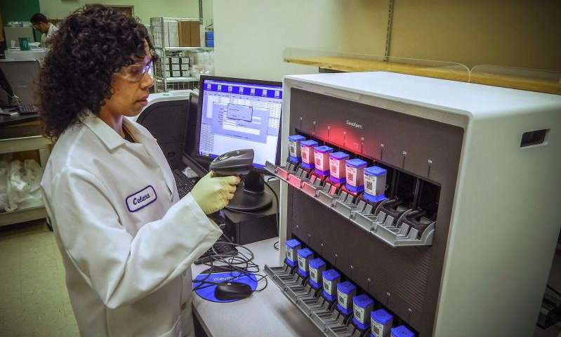 Researchers help biomed company land FDA approval for Ebola detection