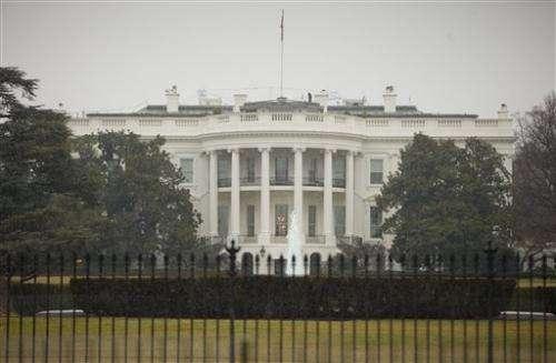 Small drone crashes at White House complex, origin unclear