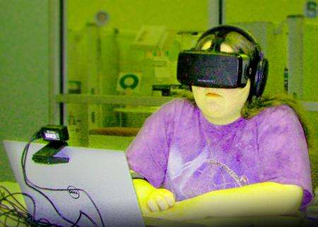 Virtual reality could help people with autism learn social skills and develop employment opportunities