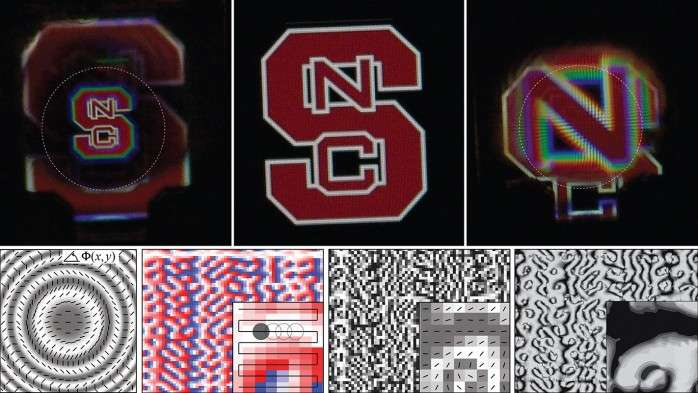 Researchers find way to create wide variety of new holograms