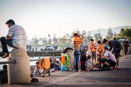 Researchers study refugee and migrant experiences of crossing the Mediterranean