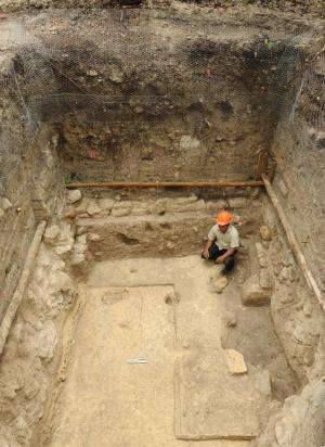 Archaeologists discover Maya 'melting pot'
