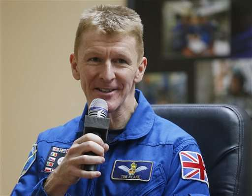 British astronaut hopes to see new Star Wars movie in space