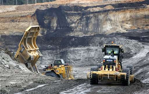 'Clean coal' technology fails to capture world's attention