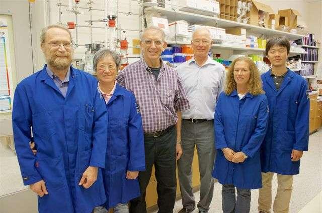 Nanoparticle delivery maximizes drug defense against bioterrorism agent