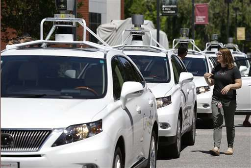 Things to know about accidents involving self-driving cars
